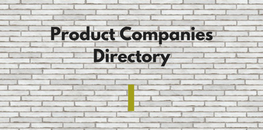 Business Directory for Indian Product Companies