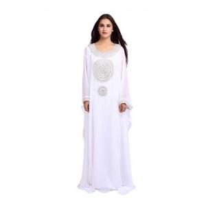 Wedding Kaftan Long Dress