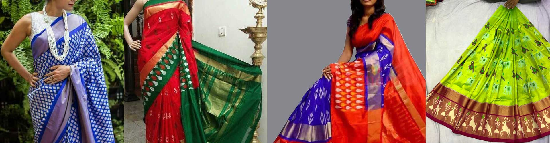 Ikkath Sarees - Banner Image